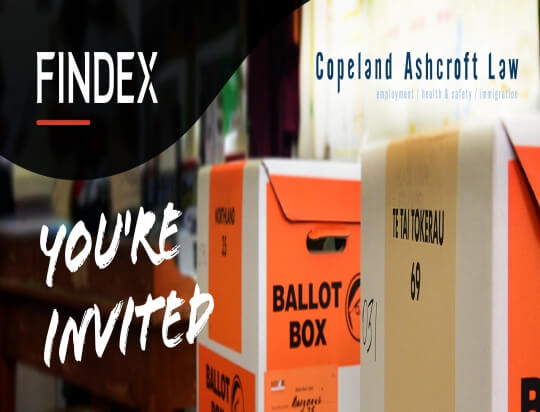 Post Election Analysis webinar